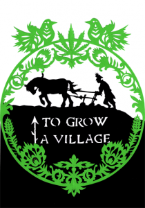 To Grow A Village Logo